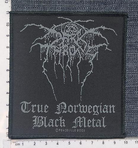 DARK THRONE - TRUE NORWEGIAN BLACK METAL CH
