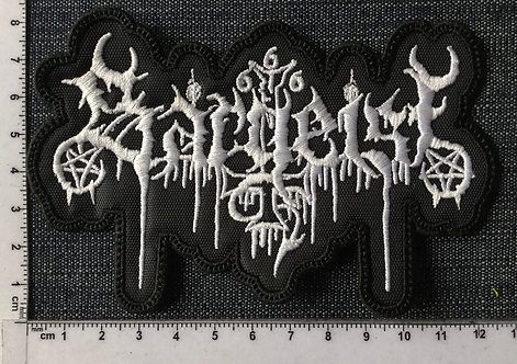 SARGEIST -  SHAPE LOGO EMBROIDERED PATCH