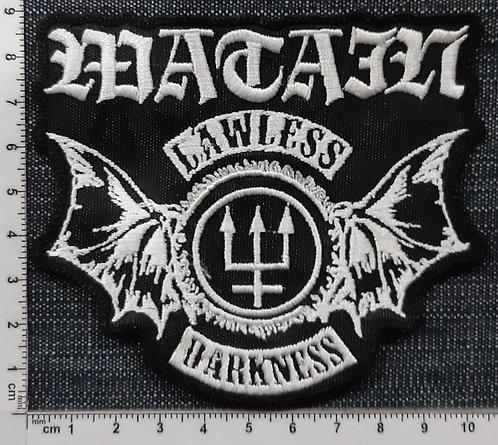 WATAIN - LAWLESS WINGS Patch