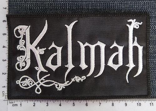 KALMAH - LOGO EMBROIDERED PATCH