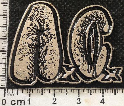 ANAL CUNT - LOGO  Metal Pin