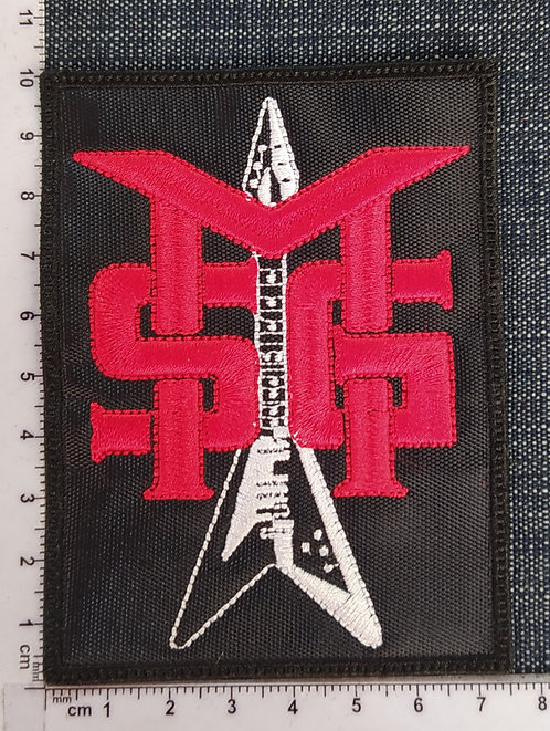 MSG - SQUARE EMBROIDERED PATCH