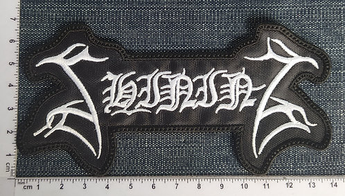 SHINING - LOGO EMBROIDERED PATCH