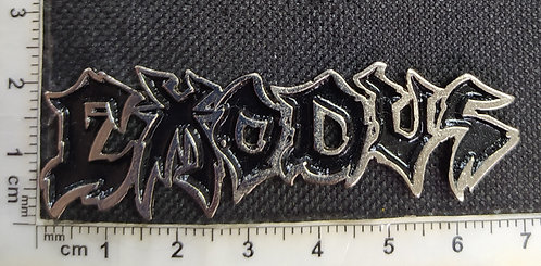 EXODUS - LOGO - METAL PIN