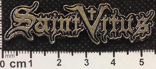 SAINT VITUS - LOGO  Metal Pin