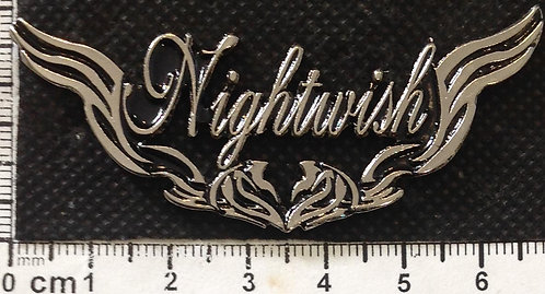 NIGHTWISH - LOGO TRIBAL  Metal Pin