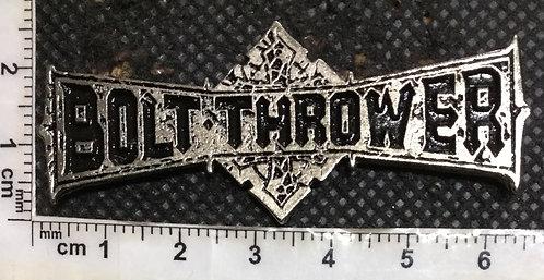 BOLT THROWER - Metal pin