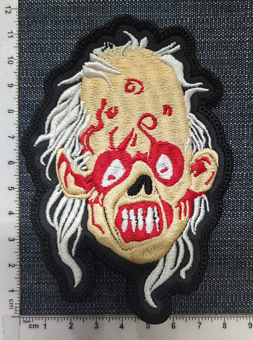 CANNIBAL CORPSE - CORPSE FACE EMBROIDERED PATCH