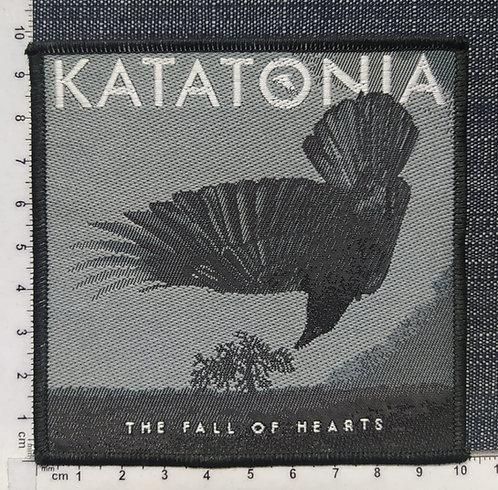 KATATONIA - THE FALL OF HEARTS WOVEN PATCH