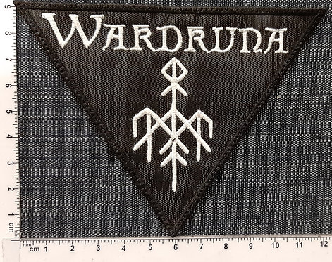 WARDRUNA - LOGO SYMBOL Patch