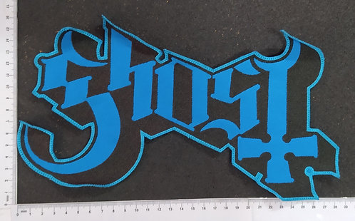 GHOST - LOGO EMBROIDERED BACKPATCH