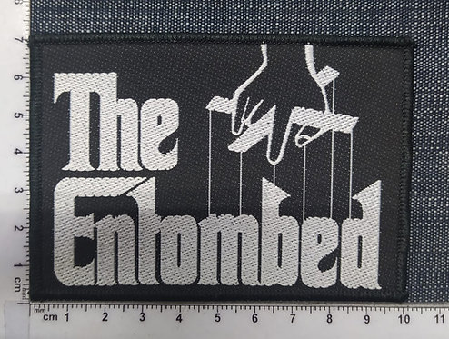 ENTOMBED - THE ENTOMBED WOVEN PATCH