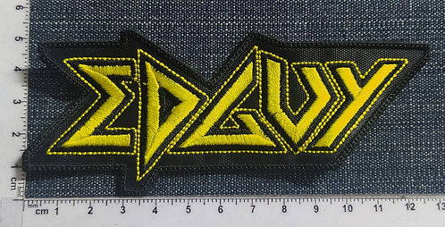 EDGUY - LOGO EMBROIDERED PATCH