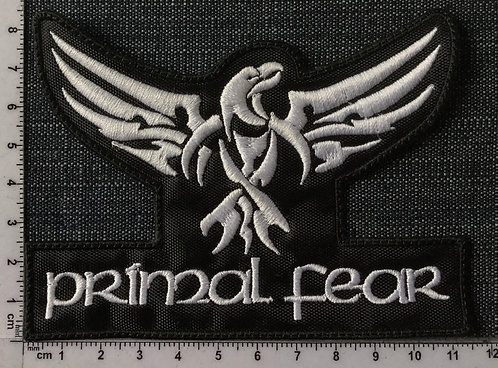 PRIMAL FEAR - EAGLE EMBROIDERED PATCH