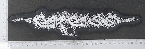 CARCASS - SHAPE LOGO EMBROIDERED BACK PATCH
