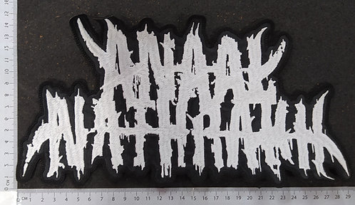 ANAAL NATHRAKH - LOGO EMBROIDERED BACK PATCH