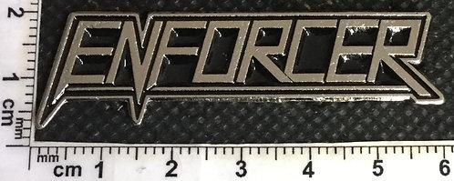 ENFORCER - LOG METAL PIN
