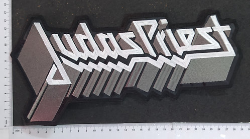 JUDAS PRIEST - DEFENDERS OF THE FAITH EMBROIDERED BACKPATCH