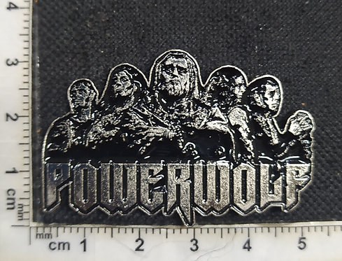 POWERWOLF - MEMBERS LOGO
