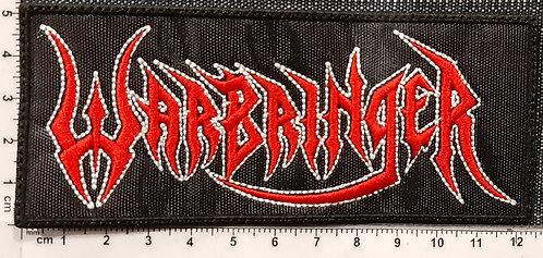 WARBRINGER - LOGO Patch