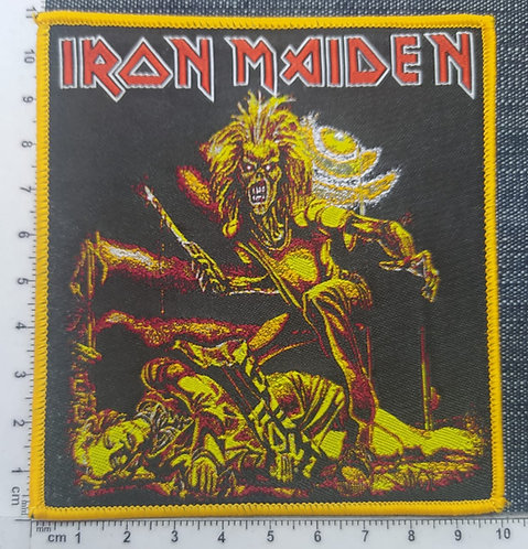 IRON MAIDEN - PROWLER WOVEN PATCHE