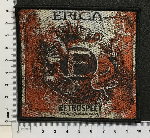 EPICA - RETROSPECT WOVEN PATCH