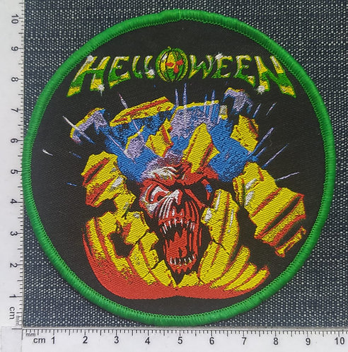 HELLOWEEN - EP WOVEN PATCH