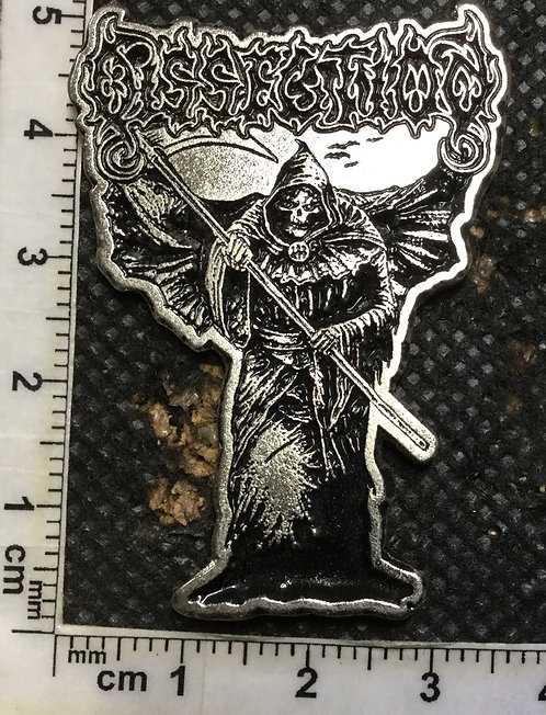 DISSECTION - ANGEL  Metal Pin