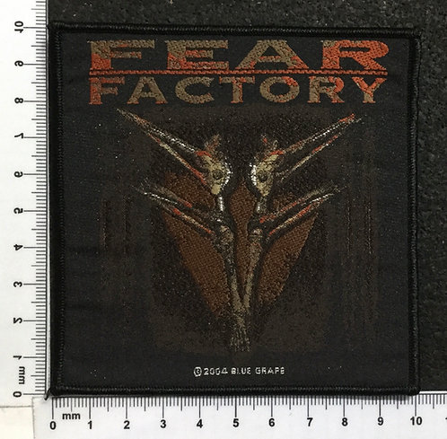 FEAR FACTORY - ARCHETYPE WOVEN PATCH