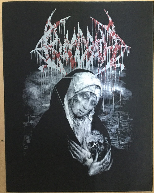BLOODBATH - Grand Morbid Funeral Back Patch