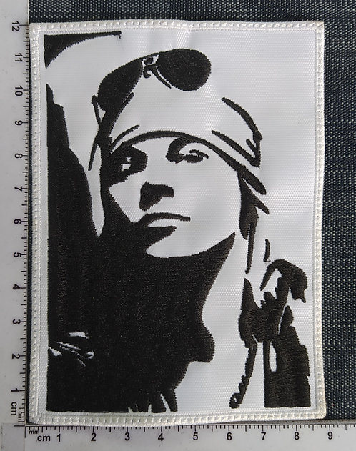 AXL ROSE - EMBROIDERED PATCH