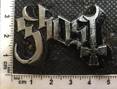 GHOST - LOGO METAL PIN