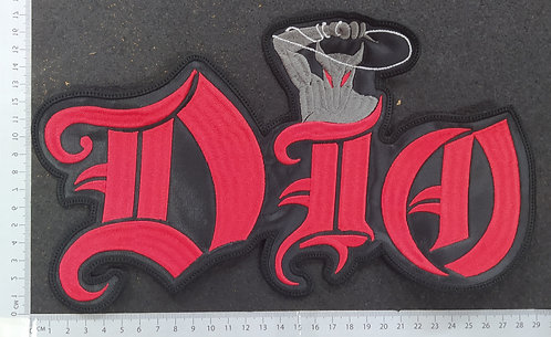 DIO - HOLY DIVER BACK PATCH