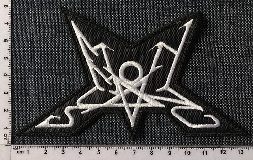 SUMMONING - LOGO EMBROIDERED PATCH