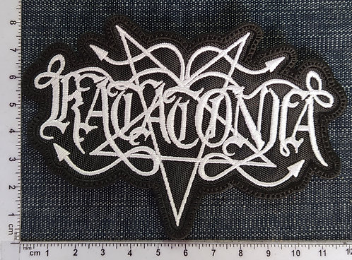 KATATONIA - OLD LOGO EMBROIDERED PATCH