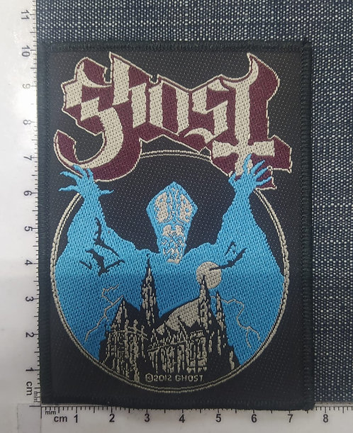 GHOST - OPUS EPONYMOUS WOVEN PATCH