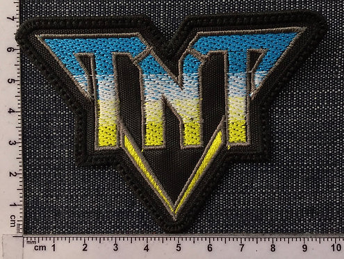 TNT - LOGO EMBROIDERED PATCH
