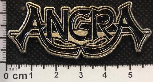 ANGRA - LOGO  Metal Pin