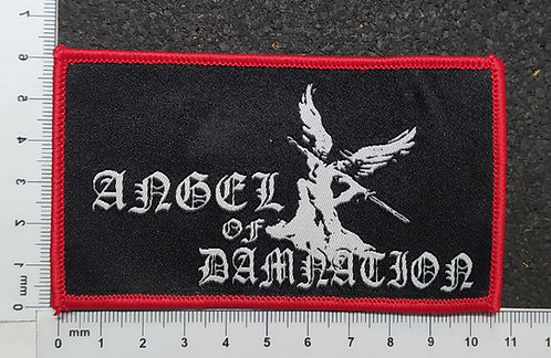 ANGEL WITCH - WOVEN PATCH