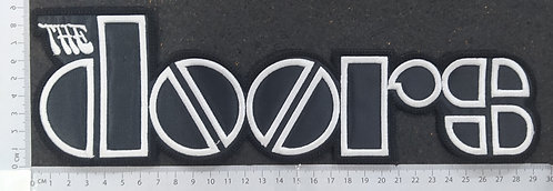 DOORS, THE - SHAPE LOGO BACK PATCH