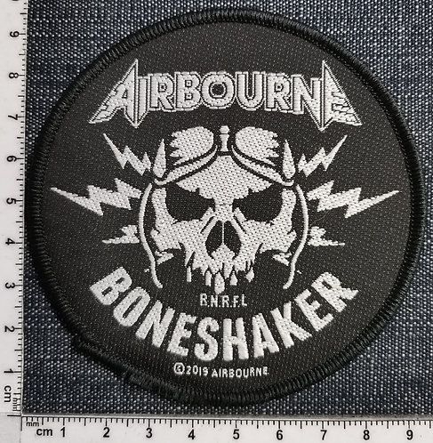 AIRBOURNE - Boneshaker  Woven Patch
