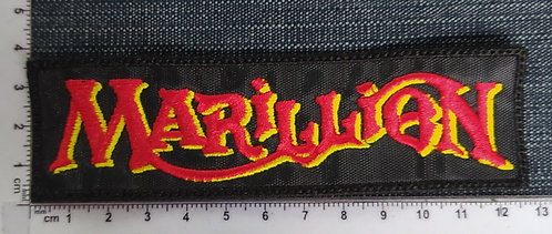 MARILLION - LOGO EMBROIDERED PATCH