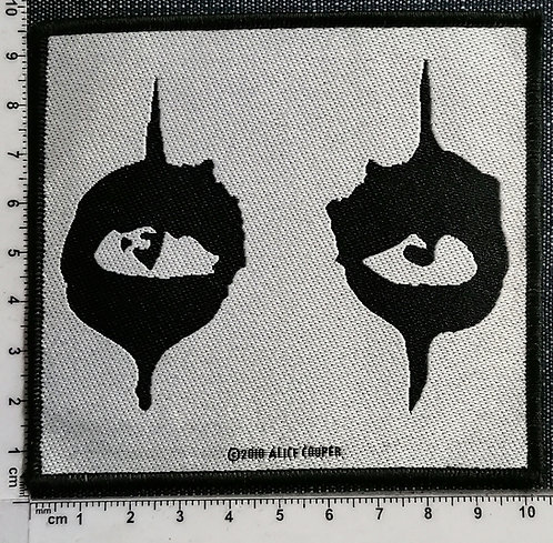 ALICE COOPER - Eyes WOVEN PATCH