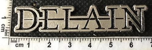 DELAIN - Metal Pin