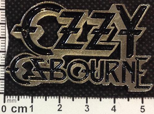 OZZY OSBOURNE - LOGO Metal Pin