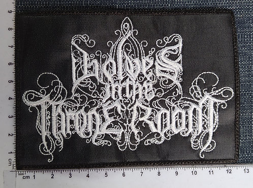 WOLVES IN THE THRONE ROOM -  LOGO EMBROIDERED PATCH