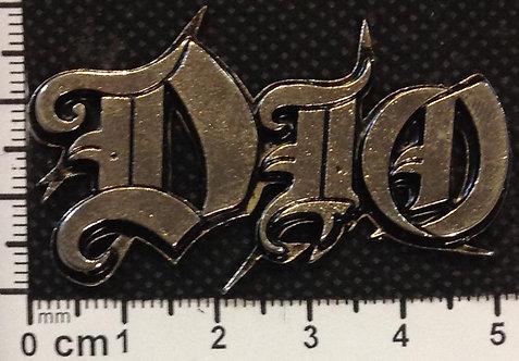 DIO - LOGO Metal Pin