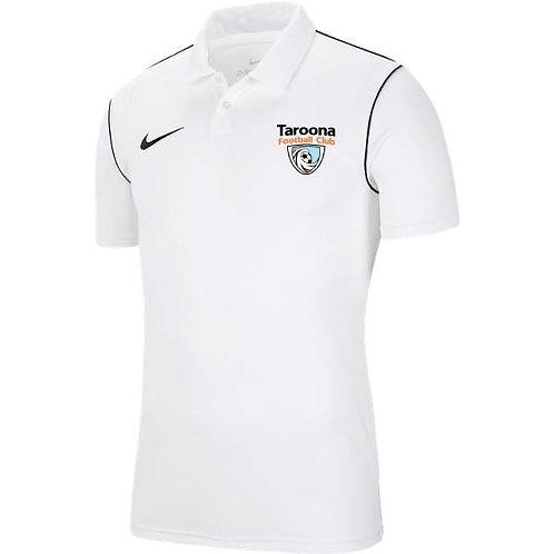 TFC Nike Academy Dri Fit Polo Adult (White)