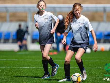 Register NOW for Girls Football Academy Term 1
