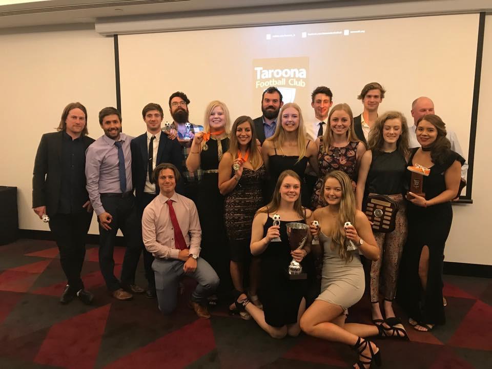 2017 Award Wnners